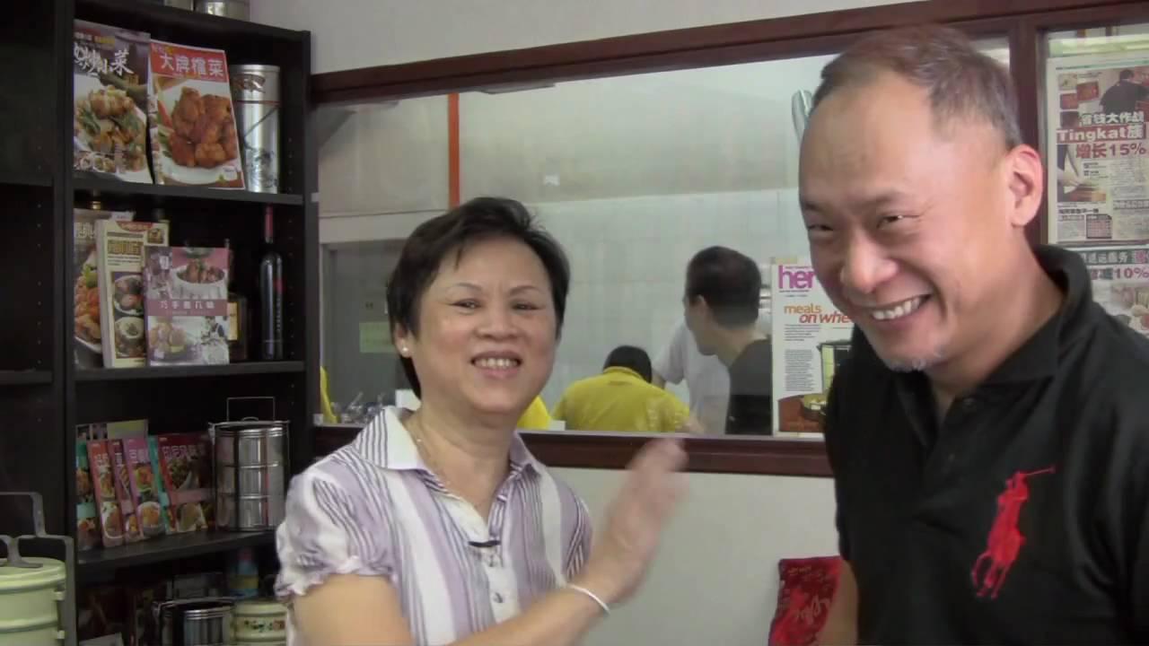 Tiffin Food Delivery - Kim\'s Kitchen Singapore - YouTube