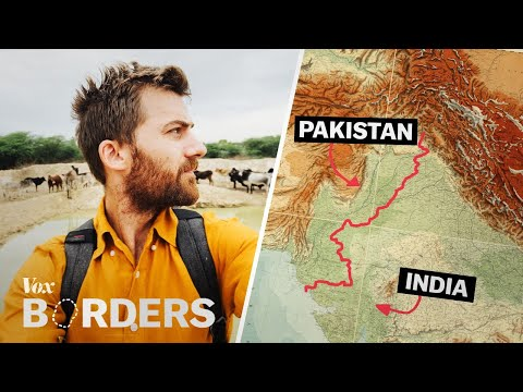 How this border transformed a subcontinent  |  India & Pakistan