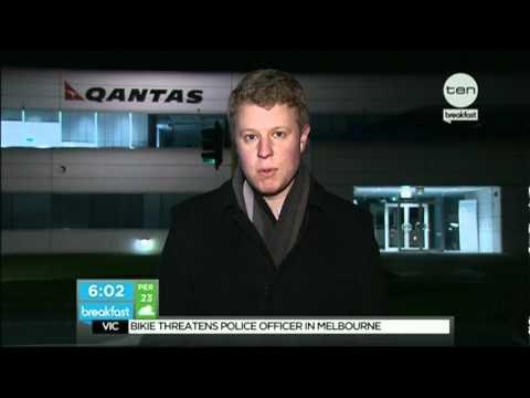 Channel Ten - Breakfast - Opener & News/Sport (21/5/2012)