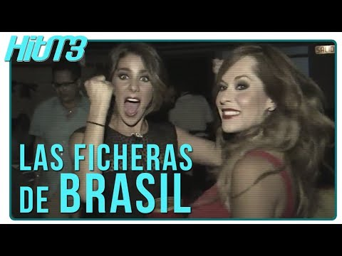 Las ficheras de Brasil con Regina y Niza