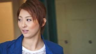 珠城りょう 月組 東京NOBUNAGA お稽古 2016年7月31日 プチッとジェンヌ ...