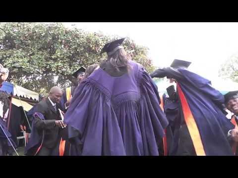 Evelyn Hone College graduation ceremony 2013