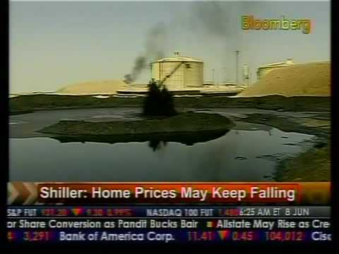 Home Prices May Keep Falling - Shiller - Bloomberg
