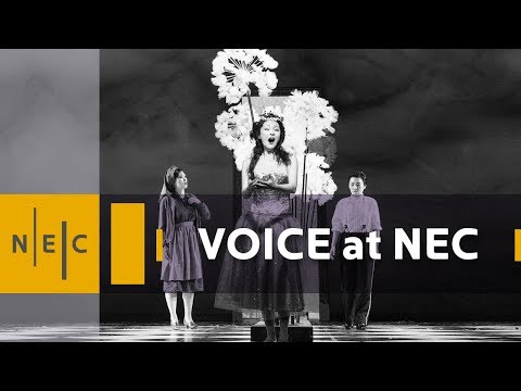 Vocal Performance at NEC