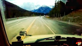 My Trucking Life - Have You Seen These Mountains?? - #1527