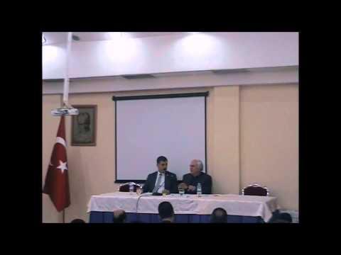 Prof  Dr  Mevlüt Uyanık ve Genel Başkanımız Mustafa Güçlü   Sivil İtaatsizlik