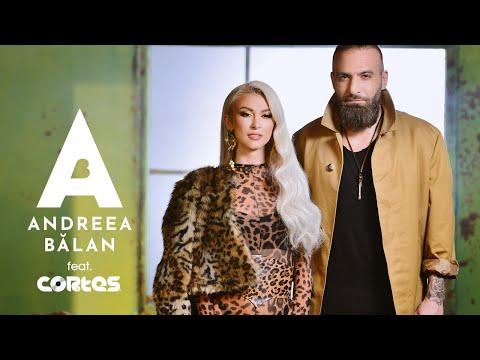 Смотреть клип Andreea Balan Feat. Cortes - Suflete Pereche