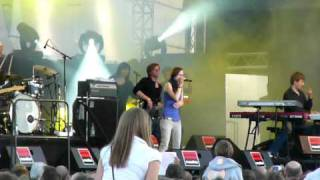 Stefanie Heinzmann - My Man Is A Mean Man - Kieler Woche 2009