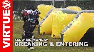 Slow-Mo Monday - Morning Paintball - Breaking & Entering