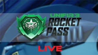 ROCKET PASS 1 | Rocket League UPDATE + Gameplay | PS4 LIVE Stream