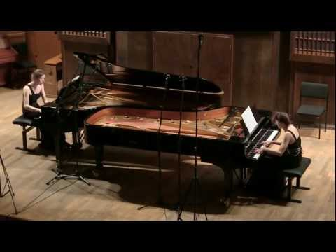 Chopin, Rondo in C for two pianos, op. 73 posth.