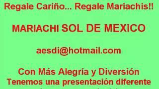 Sol de Mexico de ilo Mariachi