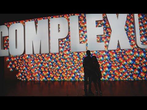 ComplexCon 2017 | Long Beach CA | Travel Vlog