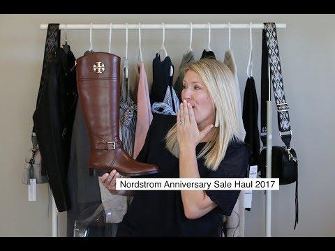 Nordstrom Anniversary Sale Haul 2017