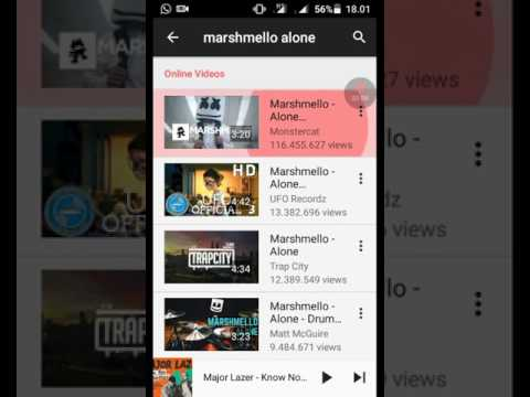 How To Download [Song & Videos].With Y Music