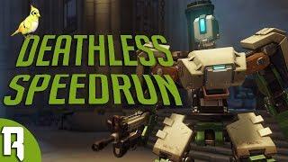 Bastion Deathless Speedrun