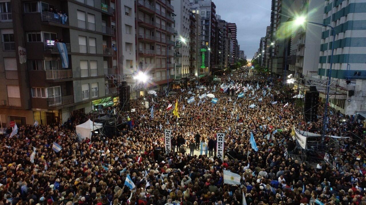 EN VIVO: Cierre de Campaña en Córdoba #SíSePuede #MacriPresidente