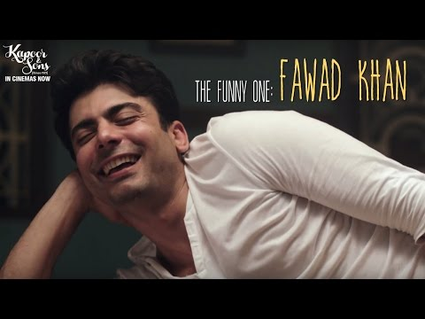 Kapoor & Sons | The Funny One: Fawad Khan