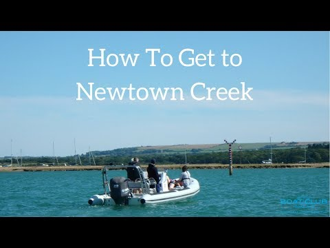 How to get to Newtown Creek - Boat Club Trafalgar