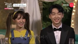 Red Velvet Wendy Awkward Moments With Male Idols