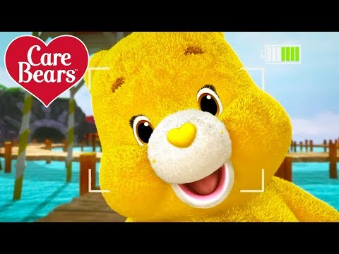 Care Bears | Try Sports with Funshine! 🏂