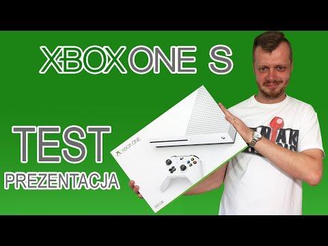 Xbox One S - prezentacja i test [4K-HDR]