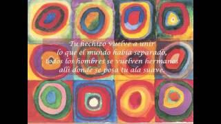 """""""Oda a la Alegría"""" de Friedrich Von Schiller"""