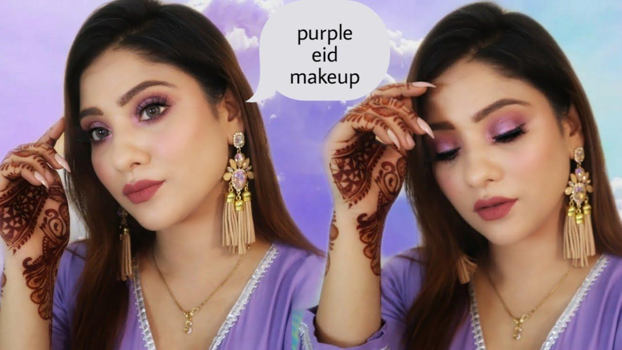GRWM: BakraEid makeup || using all New  nykaa makeup