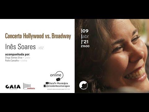 Encontros Auditório - Concerto Hollywood vs Broadway