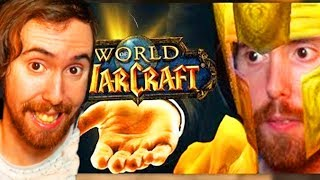 Asmongold Reacts To WoW Classic BEYTA Experiance By Savix