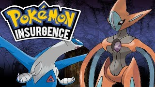 CZY TO LATIOS?! CZY ON STAŁ SIĘ... MUTANTEM?! - Let's Play Pokemon Insurgence #25