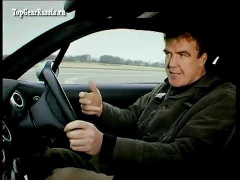 Джереми Кларксон и попытка включить 3 передачу на MG XRover SV