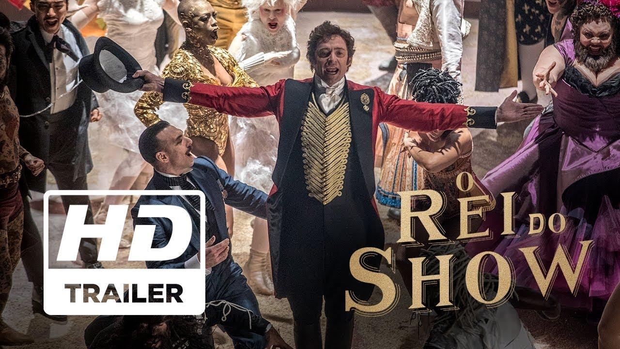 O Rei do Show | Trailer Oficial | Legendado HD