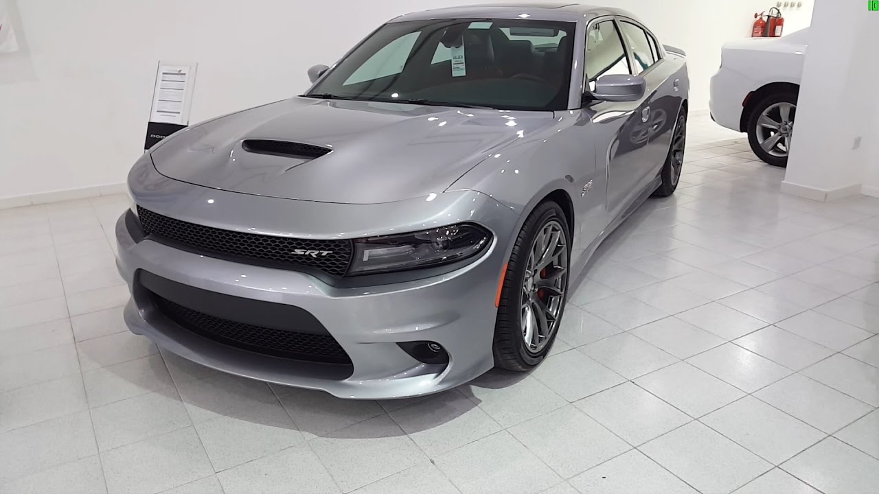 2017 Dodge Charger >> ‫دودج تشارجر اس ار تي Dodge Charger SRT 392 in UAE‬‎ - YouTube