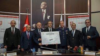 SSB & TRMOTOR | MMU Milli Muharip Uçak Motoru Sözleşme Töreni [08.11.2018]