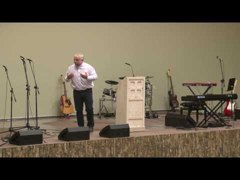 Vladimir Pustan | Botez Nou Testamental 24 candidati | Ciresarii TV | 1-ianuarie-2017