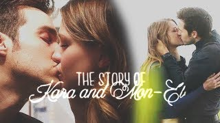 ► the story of kara and mon-el || you will be in my heart ◄ [2x01-2x22]