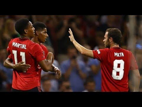 Manchester United Vs AC Milan 2-2 (PEN 5-4 )All Goals U0026 Highlights HD 2019