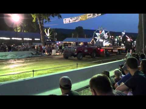 West End Fair Truck Pulls