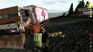 Dayz Origins - How To Build A Lvl 3 Hero House [1.7.8][hd]