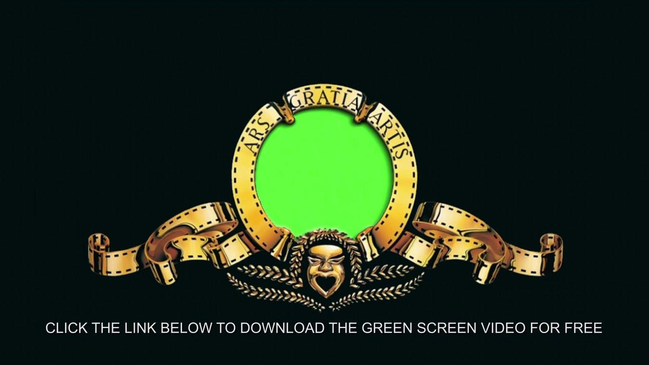 customizable mgm intro green screen