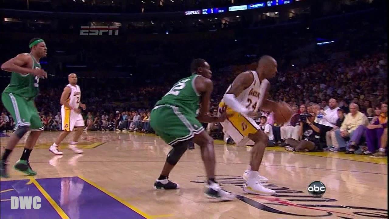 b25464227be Tony Allen Defense On Kobe Bryant