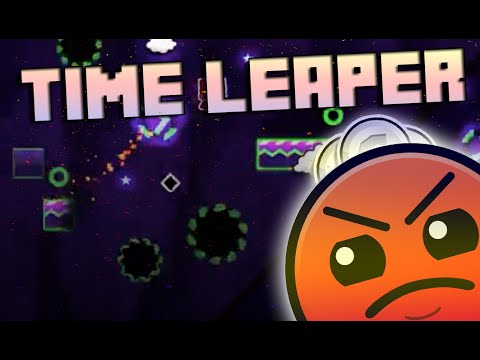 Geometry Dash - Time Leaper [3 Coins] - By HyperFox, MoonSpark, Highscore47 & Thomartin