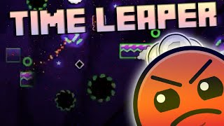 Geometry Dash Time Leaper 3 Coins By HyperFox MoonSpark Highscore47 Thomartin