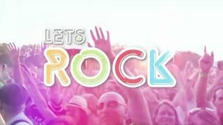 Leeds let's rock 80s  2017