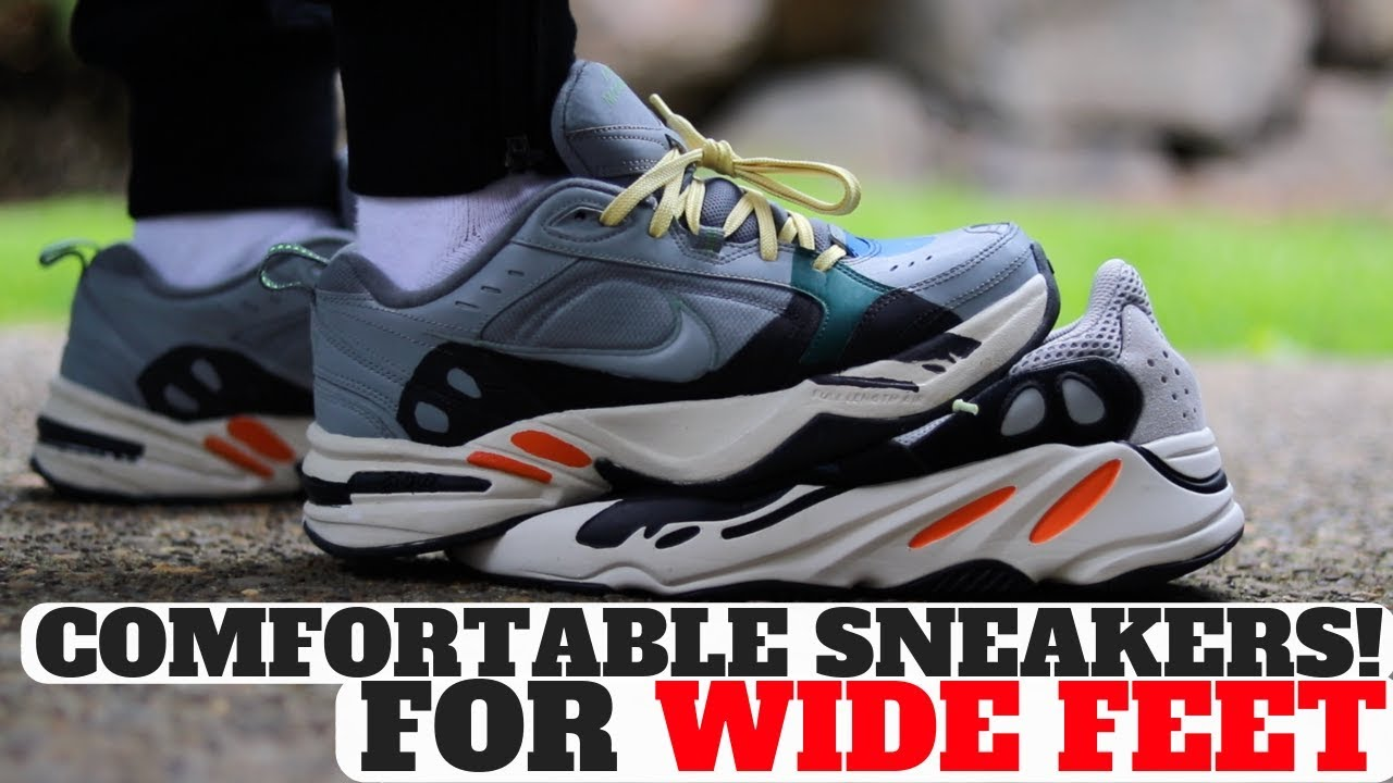 best trainers for wide feet