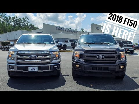 2018 Ford F150 - What