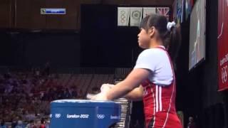 Тяжелая атлетика - Зульфия Чиншанло. ОИ 2012