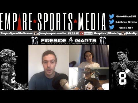 NY Giants: Fireside Giants Ep. 19 (DeAndre Baker, Daniel Jones Expectations, Mailbag)