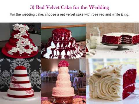 Ideas For A Valentine S Day Wedding Decorations Youtube